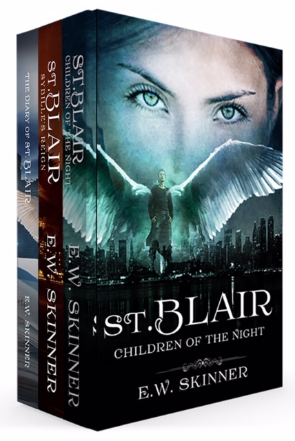 St. Blair Series Boxset